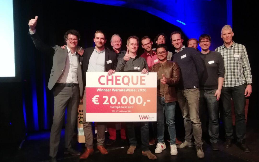 Cooll wint Warmtewissel 2020!